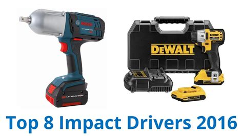 impact drivers  youtube