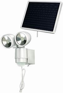 Led Spot Mit Bewegungsmelder : led solar bewegungsmelder preisvergleich die besten angebote online kaufen ~ Orissabook.com Haus und Dekorationen