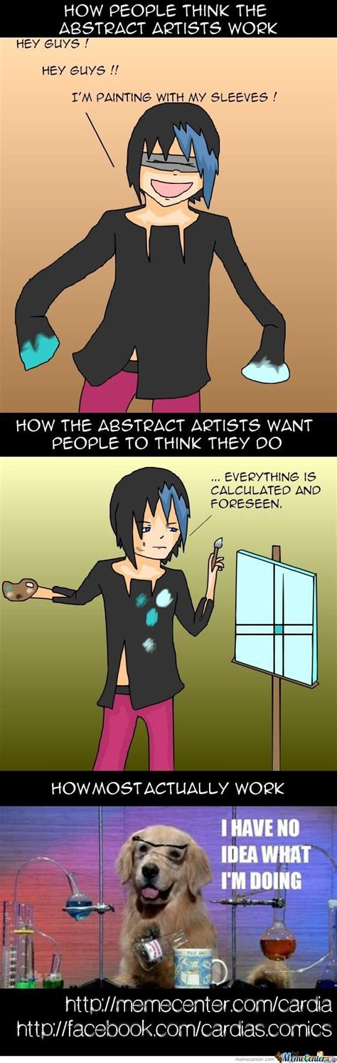 Abstract Memes - abstract abstract by recyclebin meme center