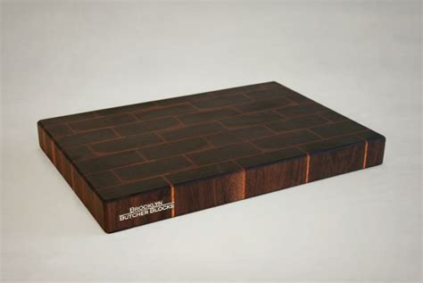 Brooklyn Butcher Blocks Brickwork Board  Cool Material