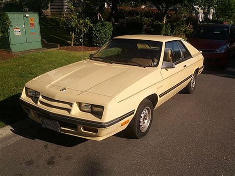 1985 Plymouth Duster For Sale Langley, British Columbia