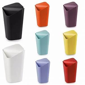 Umbra, Corner, Waste, Trash, Can, 2, 75, Gal, Office, Dorm, Bedroom, Kitchen, New