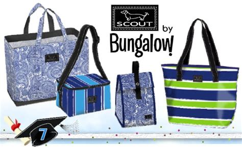 Scout By Bungalow Tote Bags