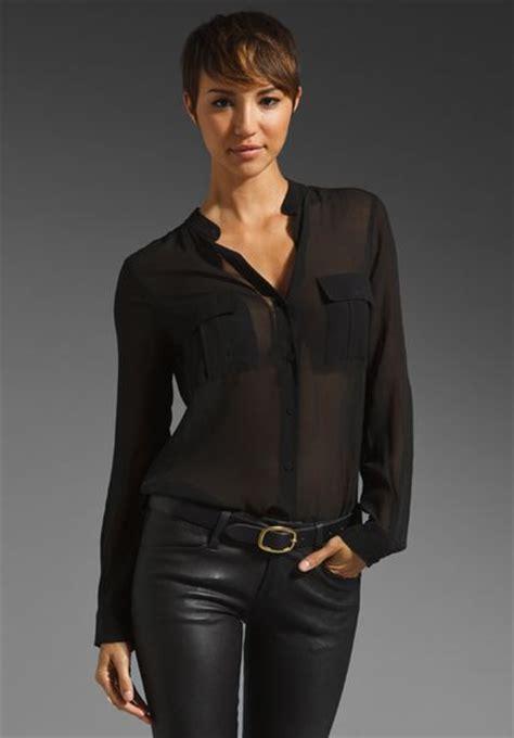 sheer black blouse h m sheer black blouse 39 s lace blouses