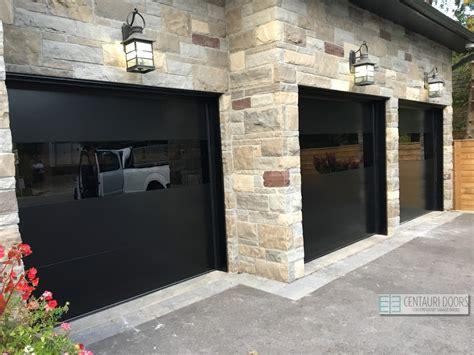 Garage Doors Ontario by Modern Garage Doors Thornhill 002 Centauri Garage Doors