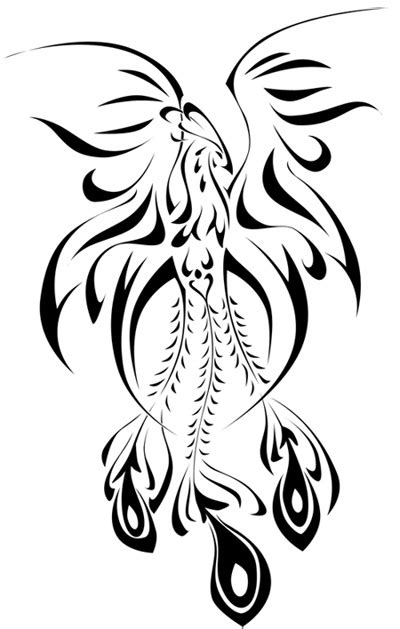 latest phoenix tattoos design  tattoogallery