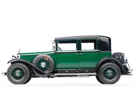 1928 Cadillac Town Sedan by 1928 Cadillac V8 341 A Town Sedan Armored Retro Luxury