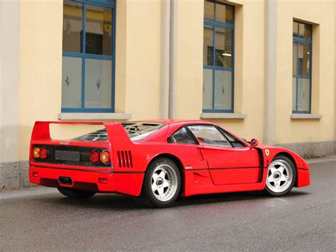 F40 Top Speed by 1987 1992 F40 Gallery 519594 Top Speed