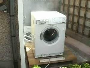Machine À Laver À Pedale : brique dans machine laver youtube ~ Dallasstarsshop.com Idées de Décoration
