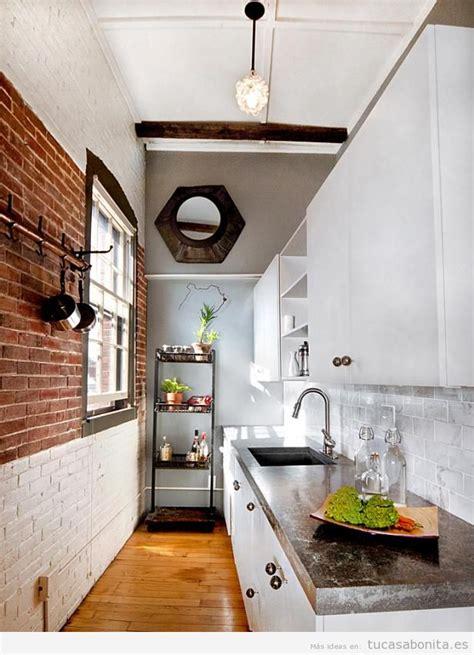 cocinas pequenas bonitas tu casa bonita trucos  ideas