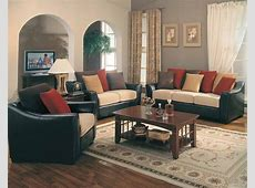 How to Decorate with Leather Furniture Interior