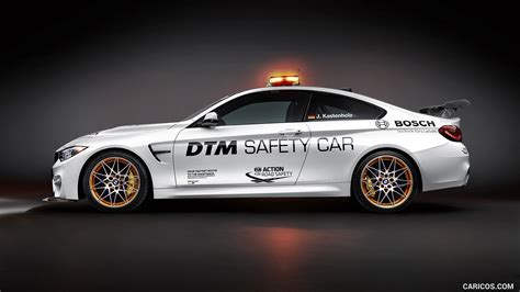 2018 Bmw M4 Gts Dtm Safety Car Side Hd Wallpaper 5