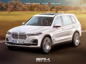 Bmw X7 Realistically Rendered