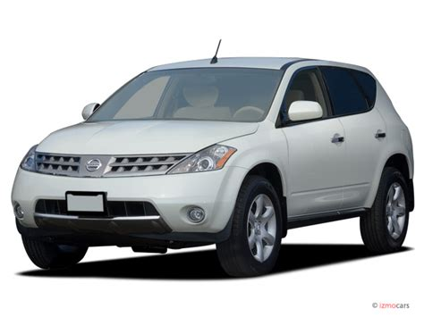 2006 Nissan Murano Review, Ratings, Specs, Prices, And