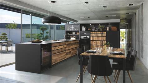 fa軋de de cuisine sur mesure cuisine aménagée design sur mesure schmidt