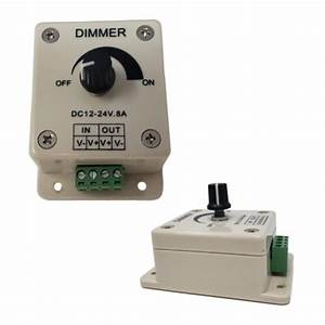 Buy Manual Pwm Single Channel Led Light Dimmer