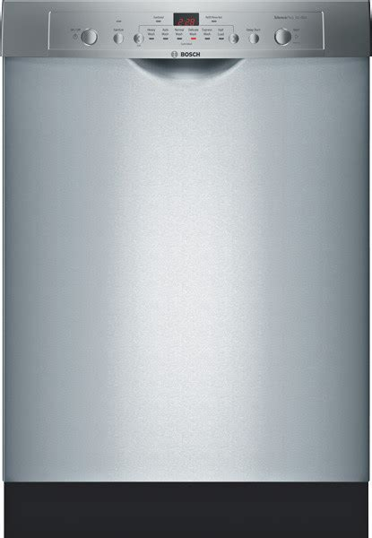 bosch shearuc full console dishwasher wash cycles