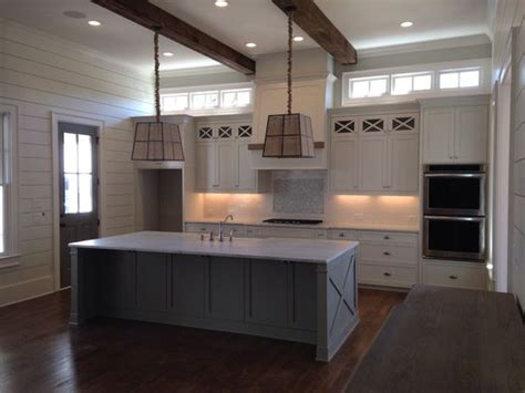 Sherwin Williams White Dove Kitchen And Sherwin Williams. Cool Shelves. Shower Remodel Cost. Knobs And Knockers. Bathtub With Shower. Distressed Hutch. American Leather Recliner. Nice Bathrooms. Concrete Bathroom Floor
