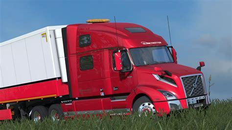 volvo vnl globetrotter  ats  american truck