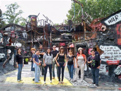 la maison du chaos lyon sortie la demeure du chaos des etudiants de l ecole interculturelle de francais