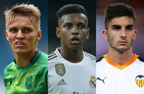 The 10 outstanding young players in La Liga this season ...