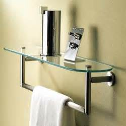 bathroom shelf designs bathroom shelf with towel bar home conceptor