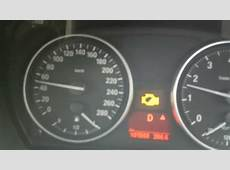 2007 BMW 335i Engine Reduced Power Limp Mode Engaged