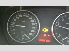 2007 BMW 335i Engine Reduced Power Limp Mode Engaged