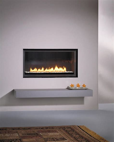 Montigo Gas Fireplace , L  Series Single Sided   L38DF