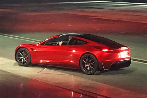 Tesla Car : 2020 Tesla Roadster Unveiled, Starts At 0,000