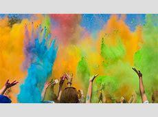 April 2 color festival to celebrate start of spring