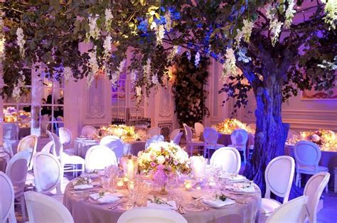 blossoming trees for weddings b lovely events