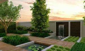 Gestaltungstipps Moderner Garten : moderner garten ideen wie sie einen perfekten garten gestalten ~ Whattoseeinmadrid.com Haus und Dekorationen