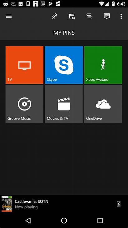 Xbox Smartglass Gameplay Built Record Voice Activate