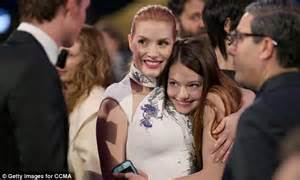 Mackenzie Foy And Her Parents   www.imgkid.com - The Image ...