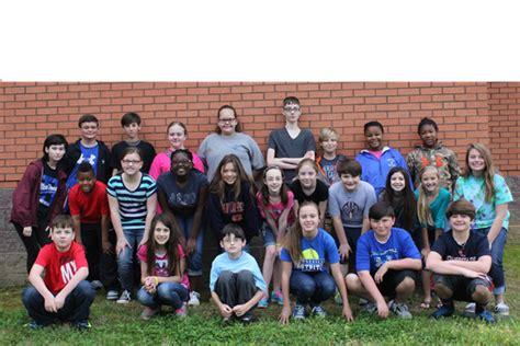 bms students participate st jude mathathon booneville middle school