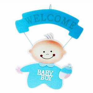 Buy Welcome Baby Boy Hanging Online