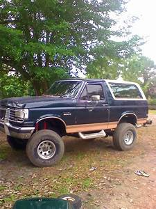 1989 Ford Bronco Rough Idle  My 1989 Ford Bronco W  351