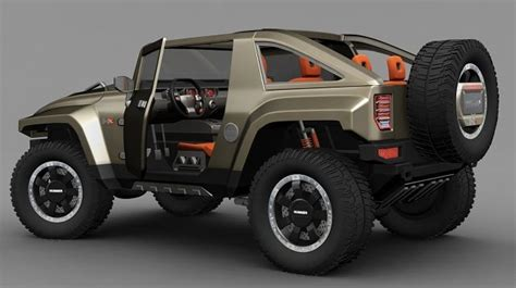 2018 Hummer H4 Redesign And Specs  2019 Car Release