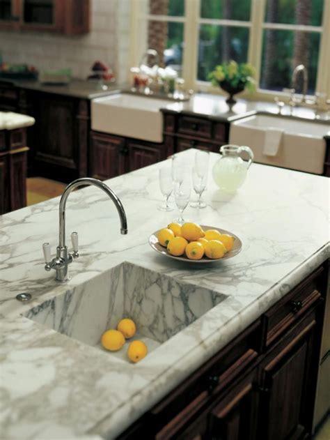 plan de travail en marbre pour cuisine plan de travail marbre pour une cuisine pleine de caractère