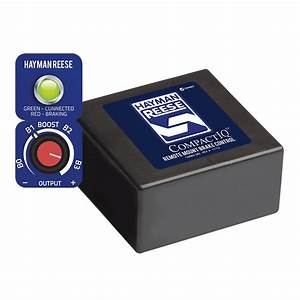 Hayman Reese Compact Iq Proportional Brake Controller