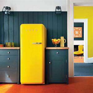 Smeg 9 22 Cu Ft Left Hinge Retro Style Refrigerator