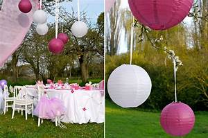 Un anniversaire de princesse en quelques tours de main for Decoration pour jardin exterieur 4 decoration salon oriental