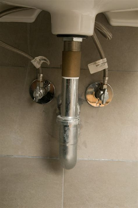 basic bathroom rough  plumbing hunker