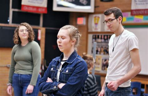 Drama students taking shows on the road   The Kingston ...