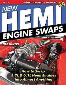 New Hemi Engine Swaps  How To Swap 5 7l  U0026 6 1l Hemi
