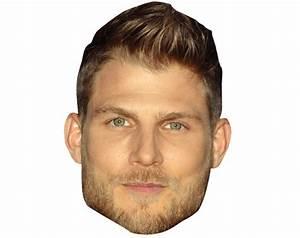 Eine Maske von Travis Van Winkle Celebrity macht aus jeder ...