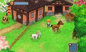 Harvest Moon The Tale Of Two Towns Review For Nintendo
