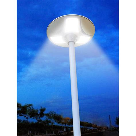 Parking Lot Led Lights by All In One Solar Street Light Area Lighting Greenlytes