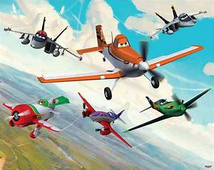 Walltastic Disney Planes Wallpaper Mural Our Products